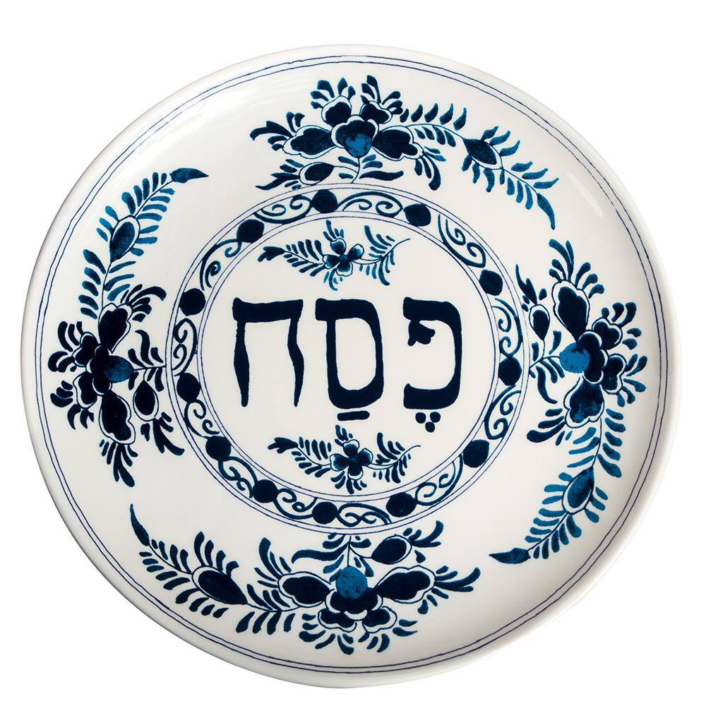 Passover Seder Plate, Ceramic