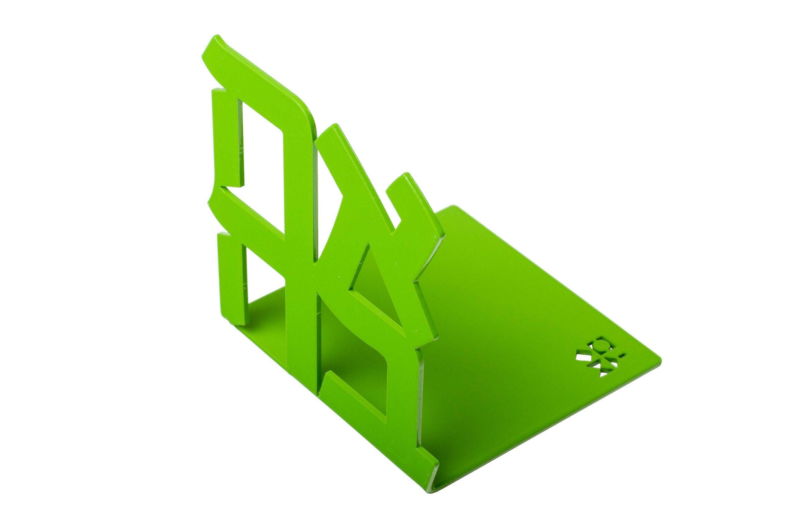 Ahava Bookend (Green)