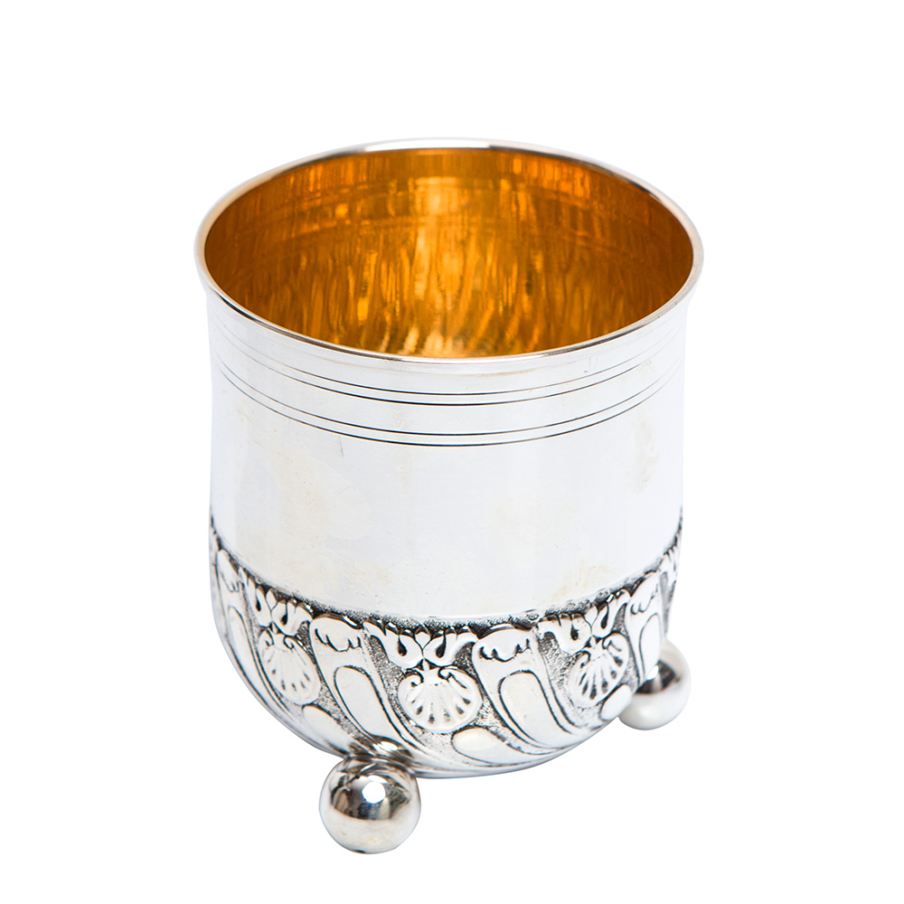 Kiddush Cup – Solid Silver