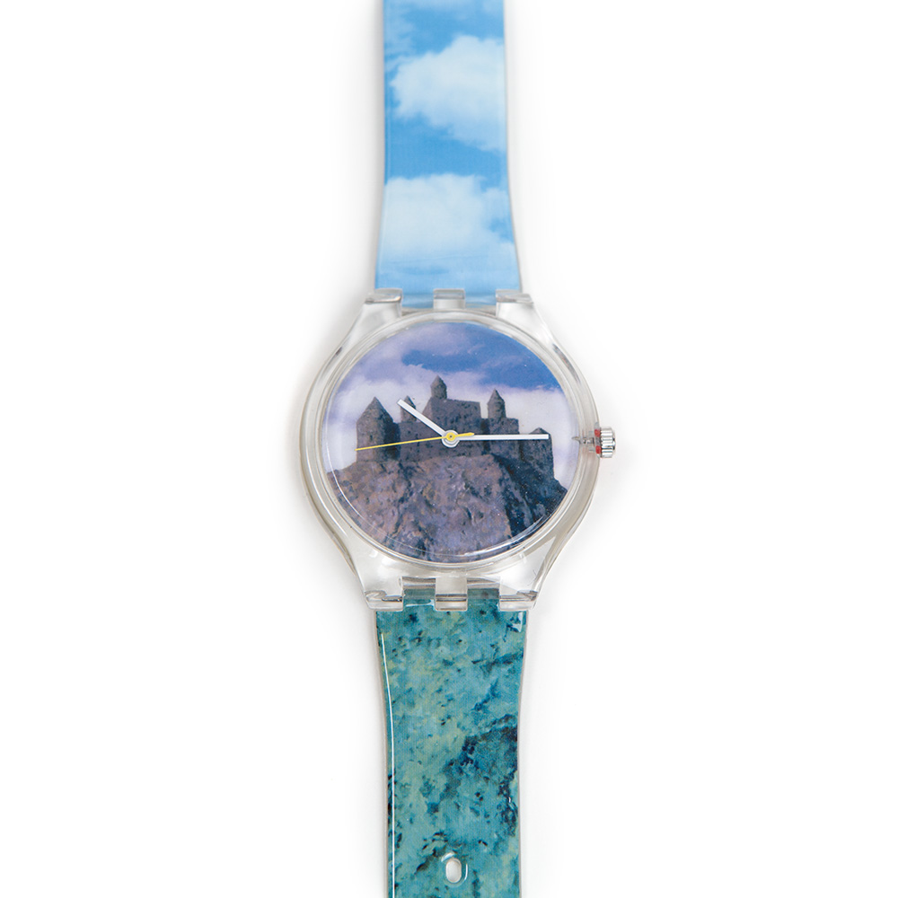 Magritte Watch, The Castle Of The Pyrenees