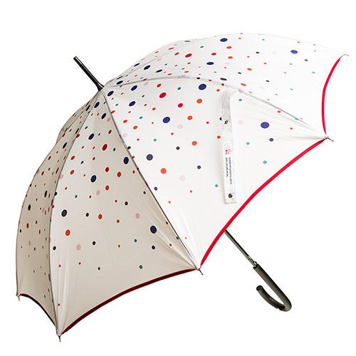 Umbrella With Confetti Design