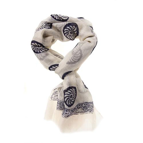 Wool Scarf (white)
