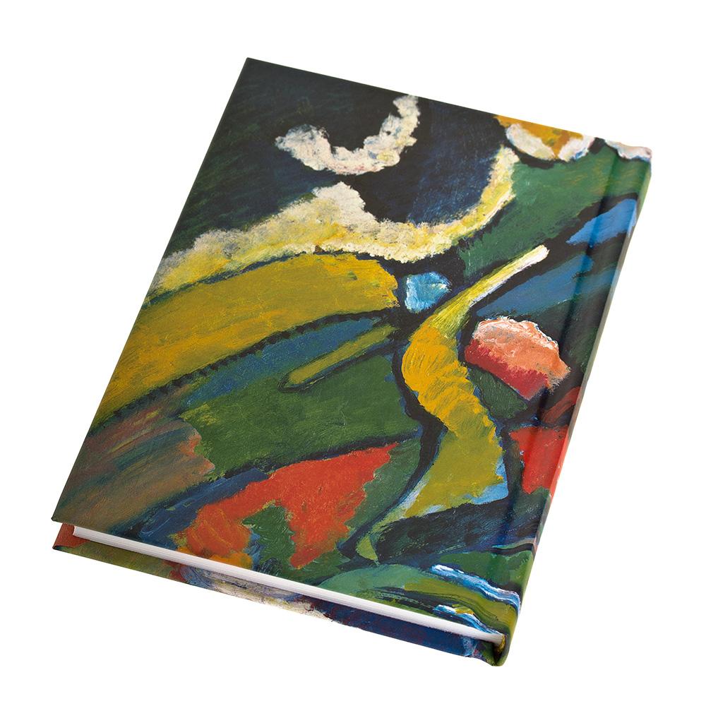 Kandinsky Notebook: The Two Horsemen