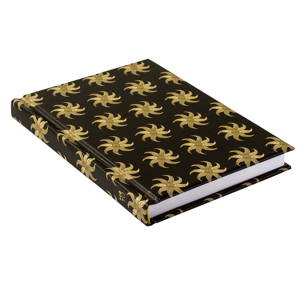 Notebook With Star Design