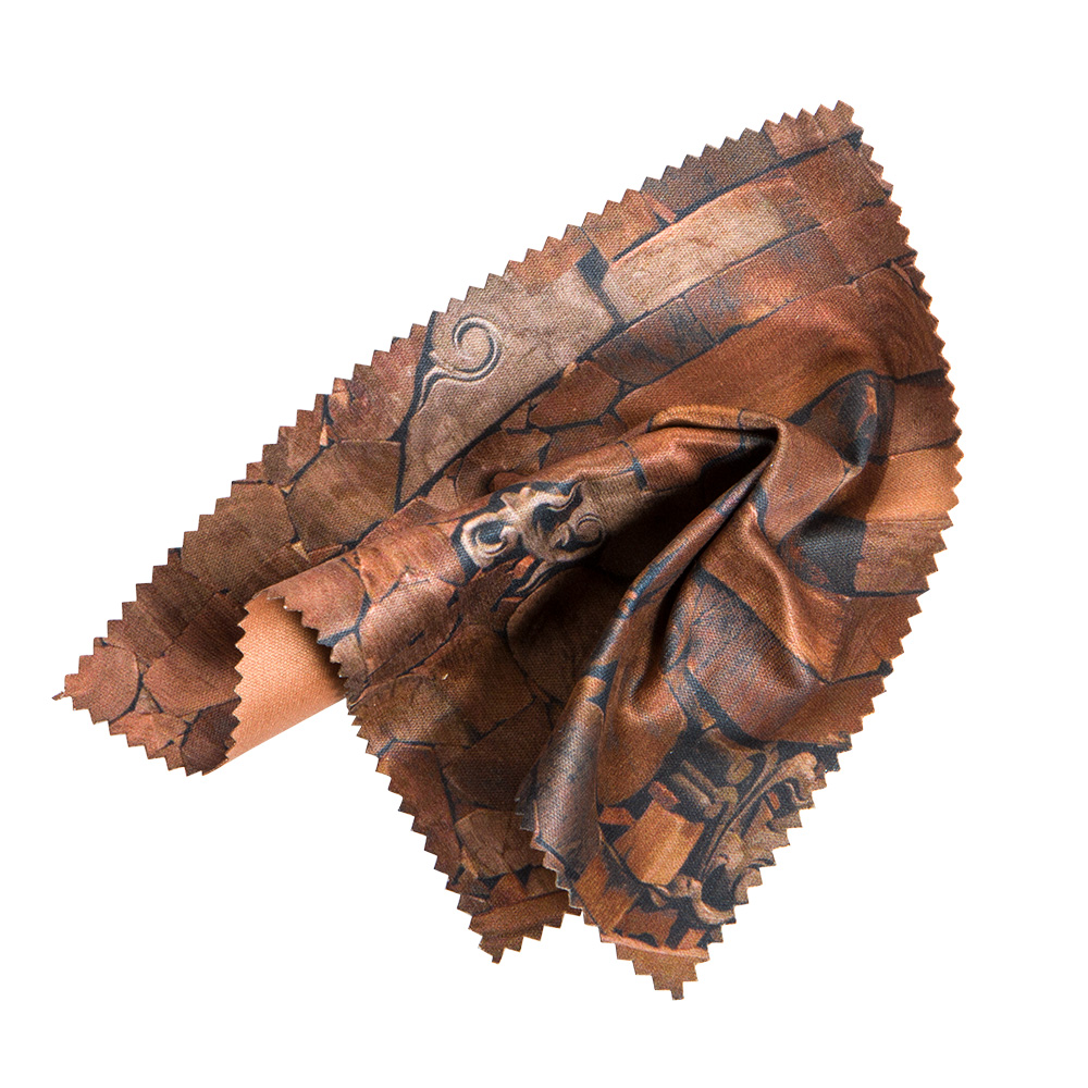 "14.5 X 14.5 Ai Weiwei ""Wood"" Microfiber Cloth"