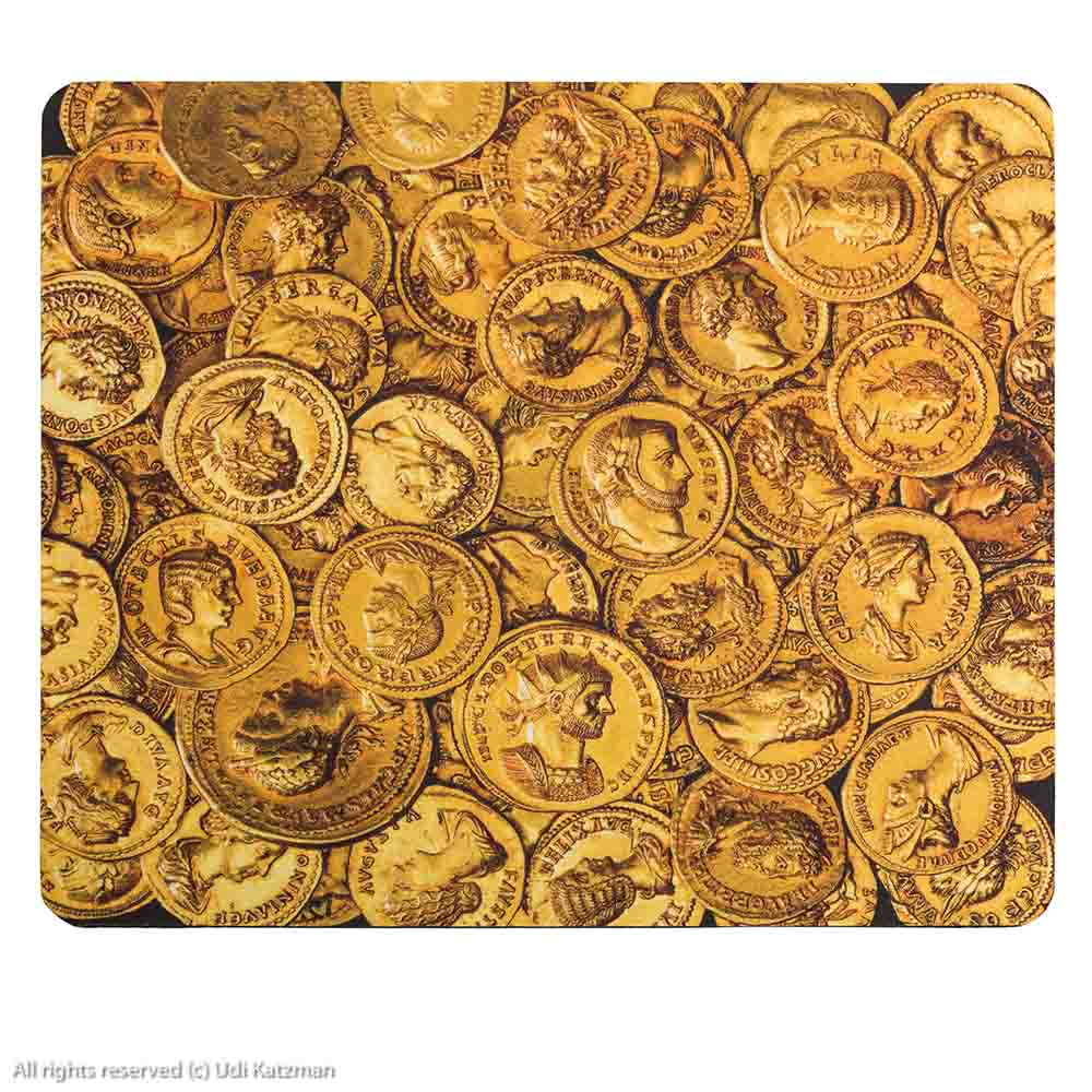 Mouse Pad – Roman Coins