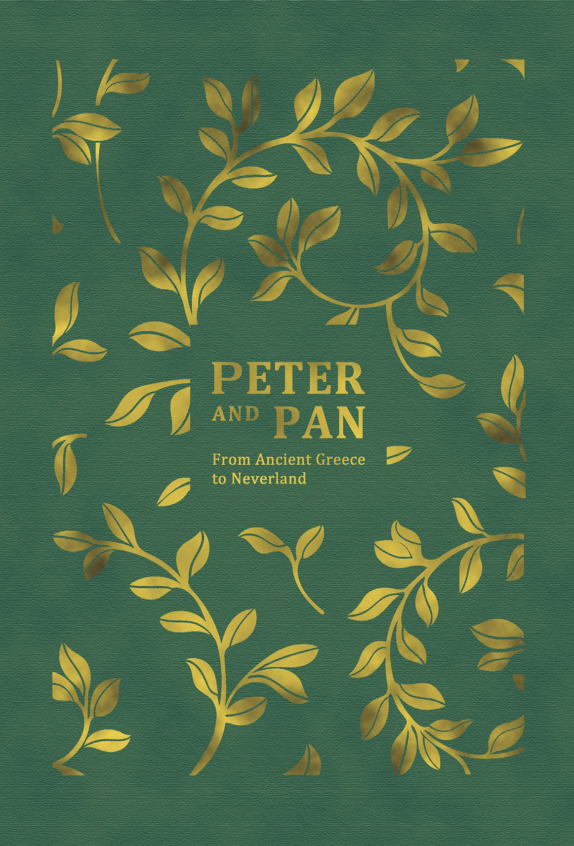 Peter And Pan: From Ancient Greece To Neverland