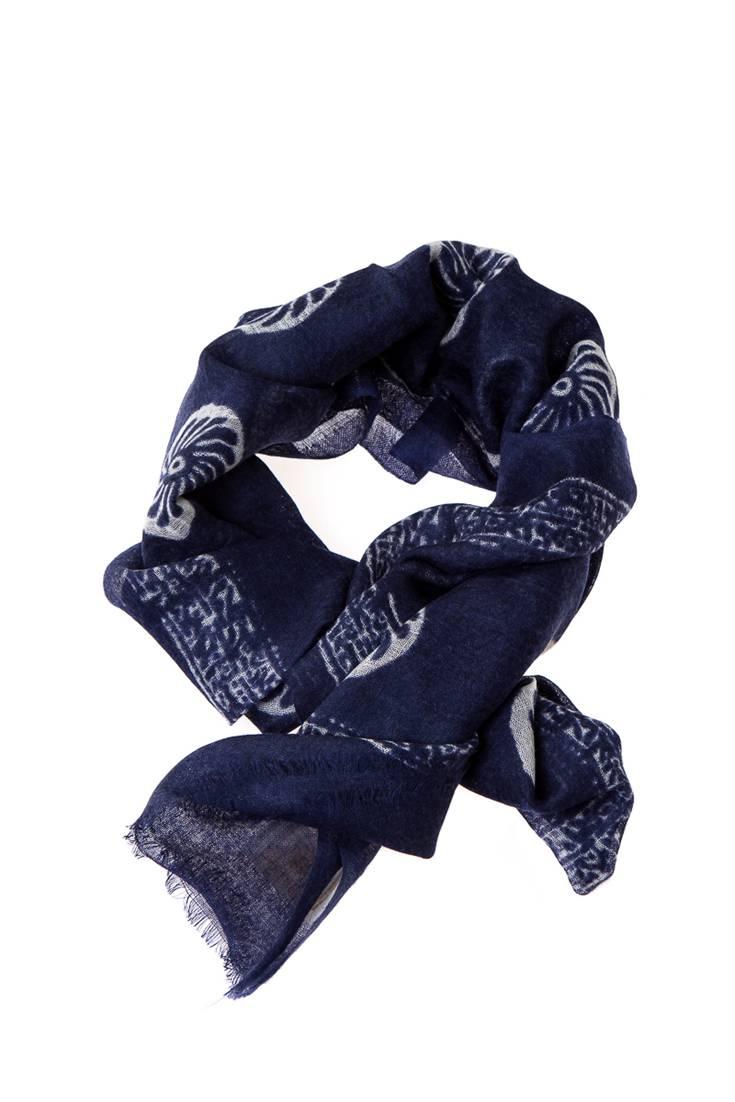 Wool Scarf (dark)