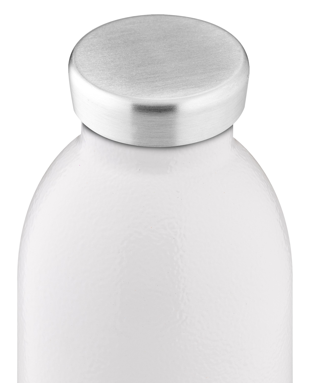 24bottles® Clima Bottle 500ml – Arctic White