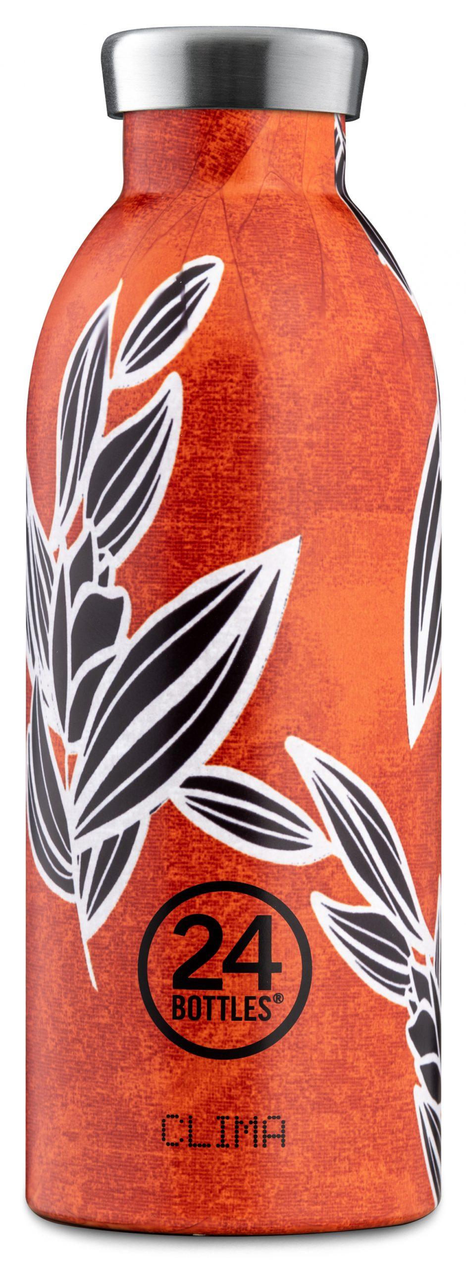 24bottles® Clima Bottle 500ml – Ashanti Batik