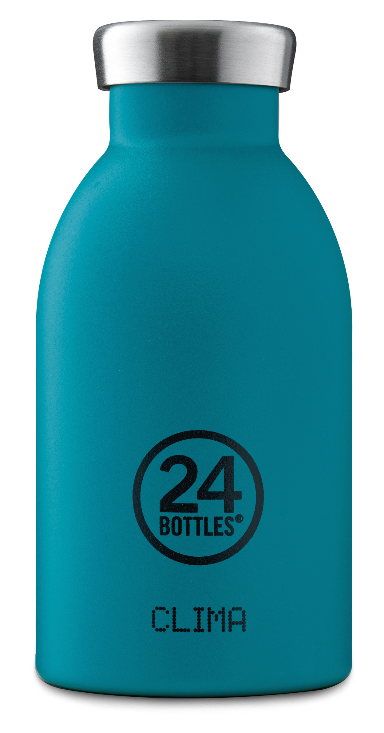24bottles® Clima Bottle 330ml –  Stone Atlantic Bay