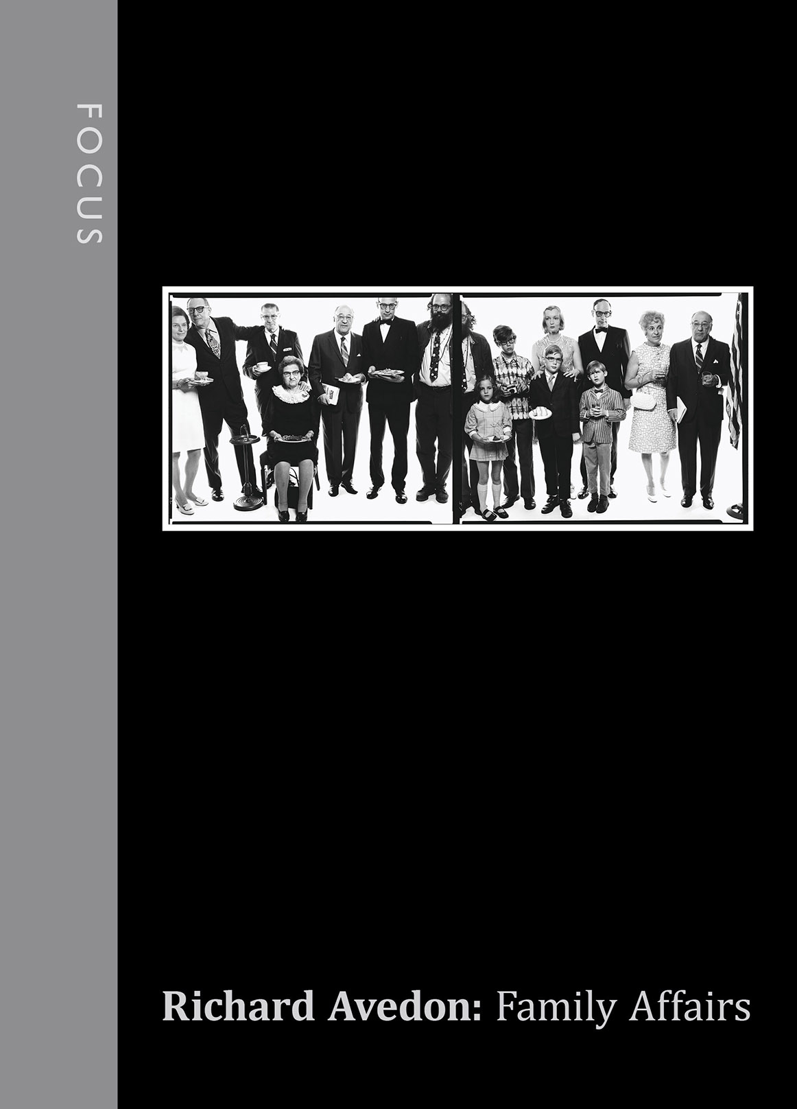 Richard Avedon: Family Affairs