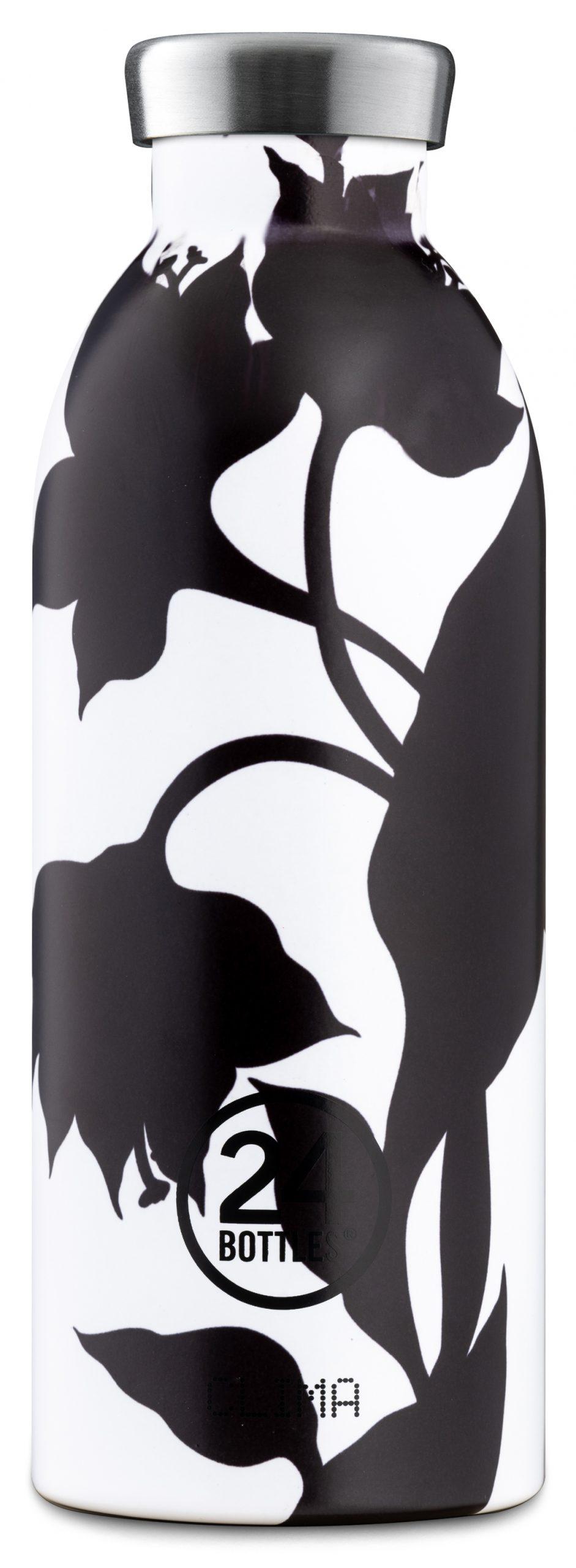 24bottles® Clima Bottle 500ml – Black Dahlia
