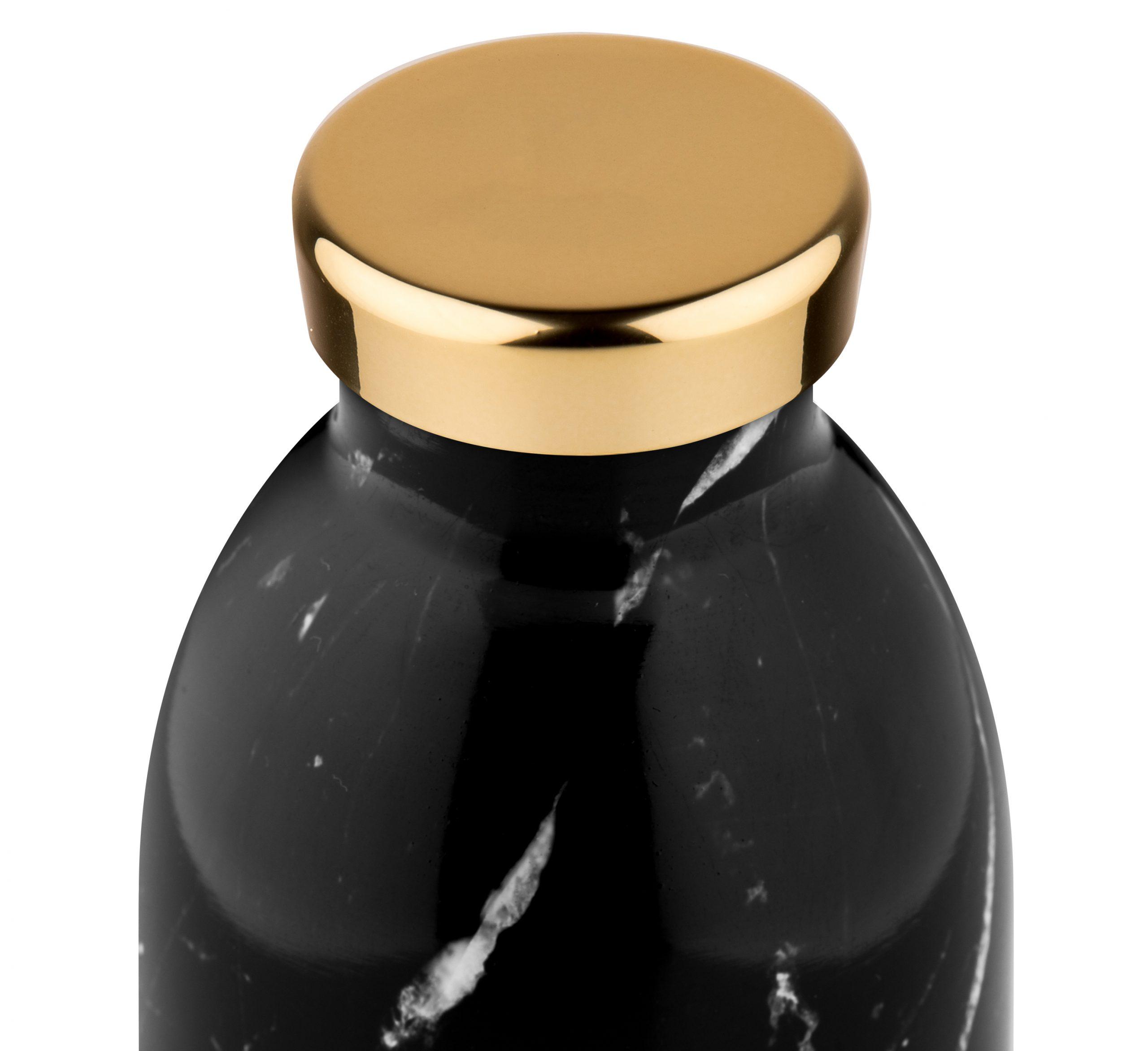 24bottles® Clima Bottle 330ml –  Black Marble