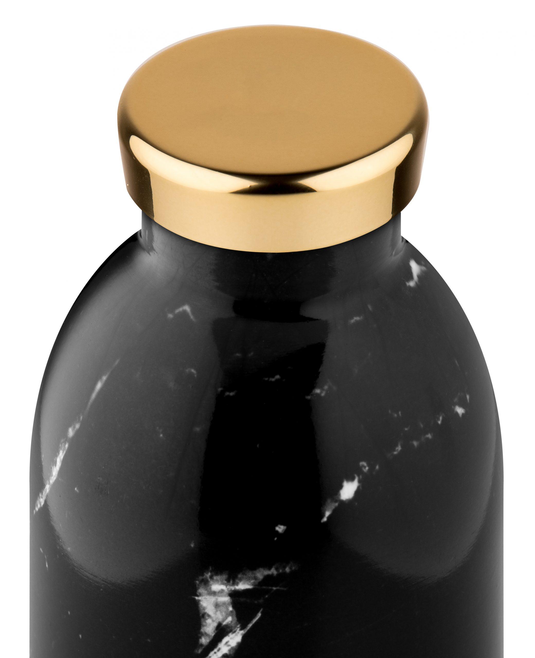 24bottles® Clima Bottle 500ml –  Black Marble