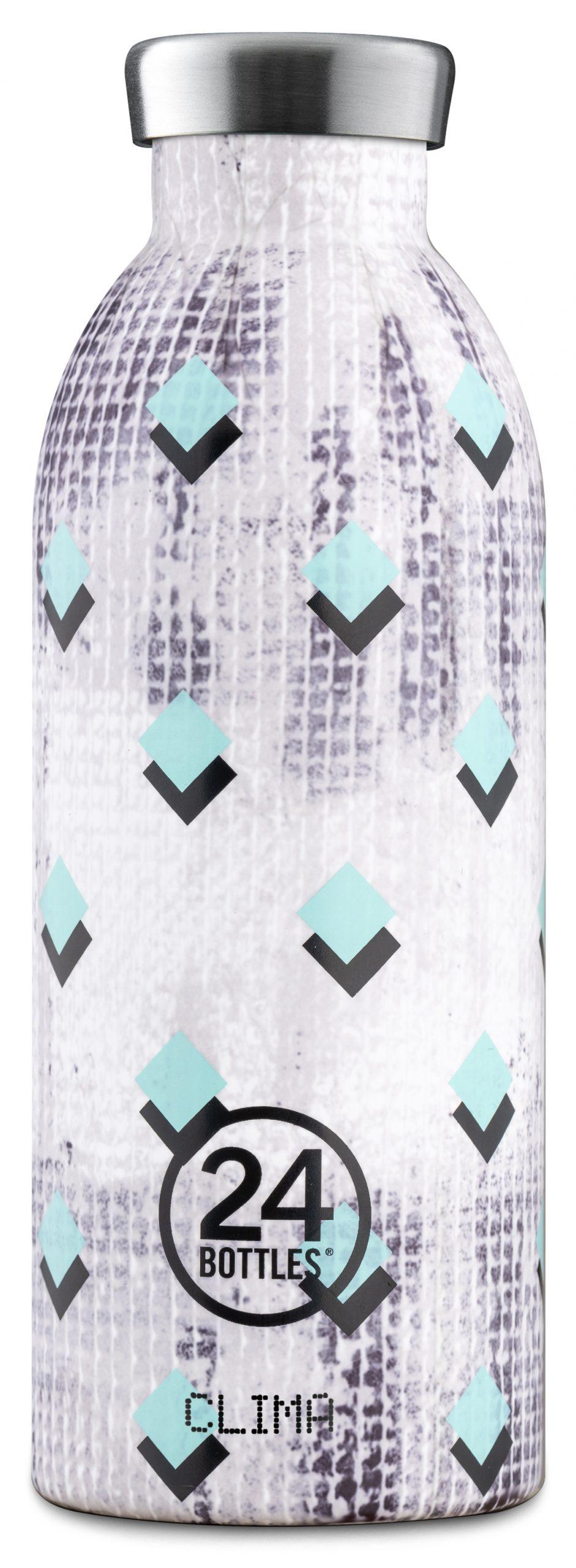 24bottles® Clima Bottle 500ml – Blocks