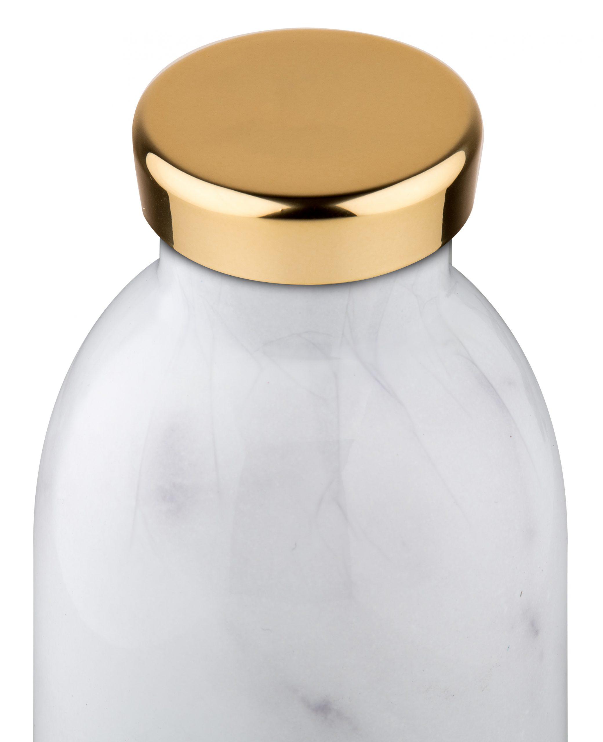 24bottles® Clima Bottle 500ml –  White Marble