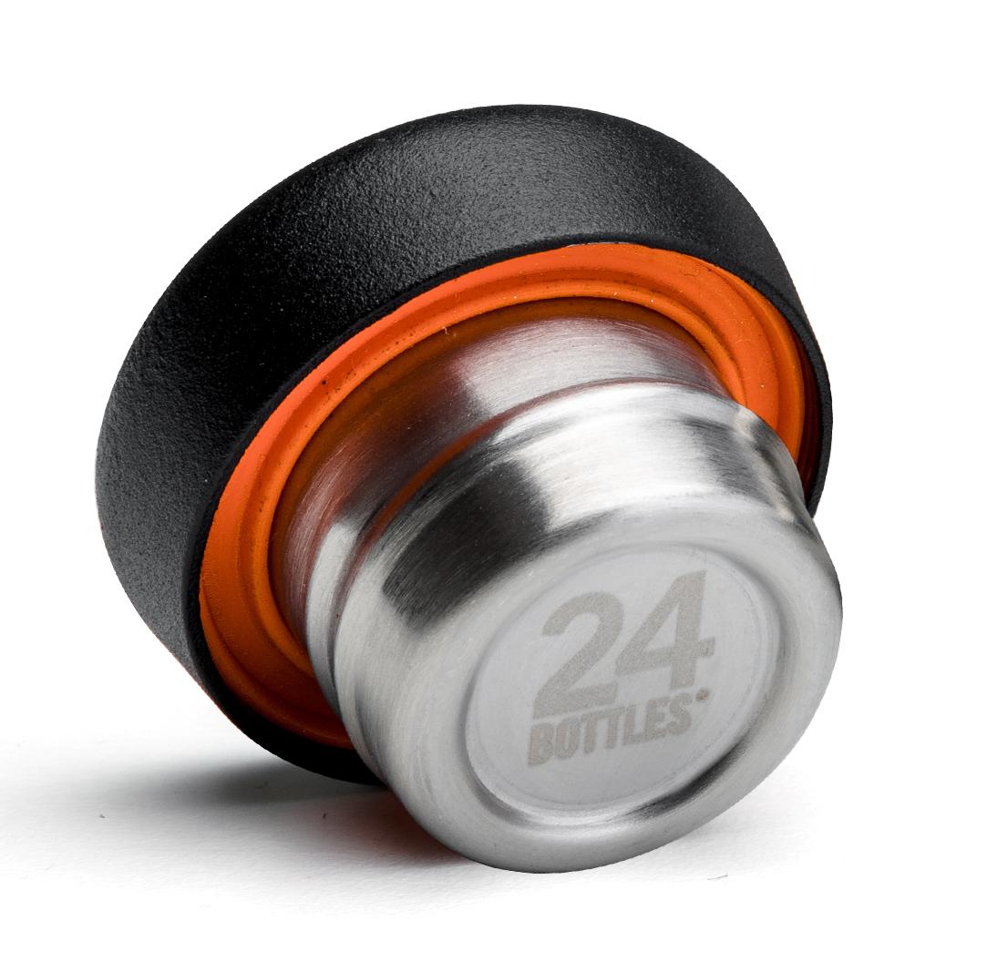 24bottles® Clima Bottle Lid – Black