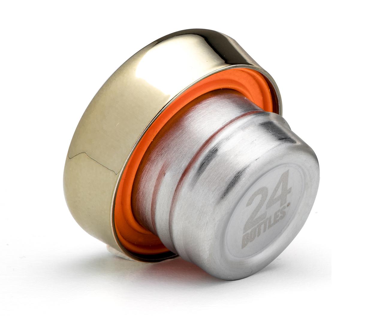 24bottles® Clima Bottle Lid – Gold