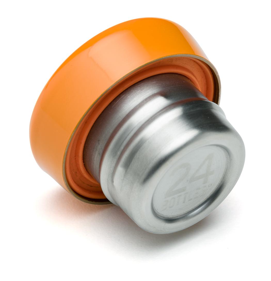 24bottles® Clima Bottle Lid – Orange