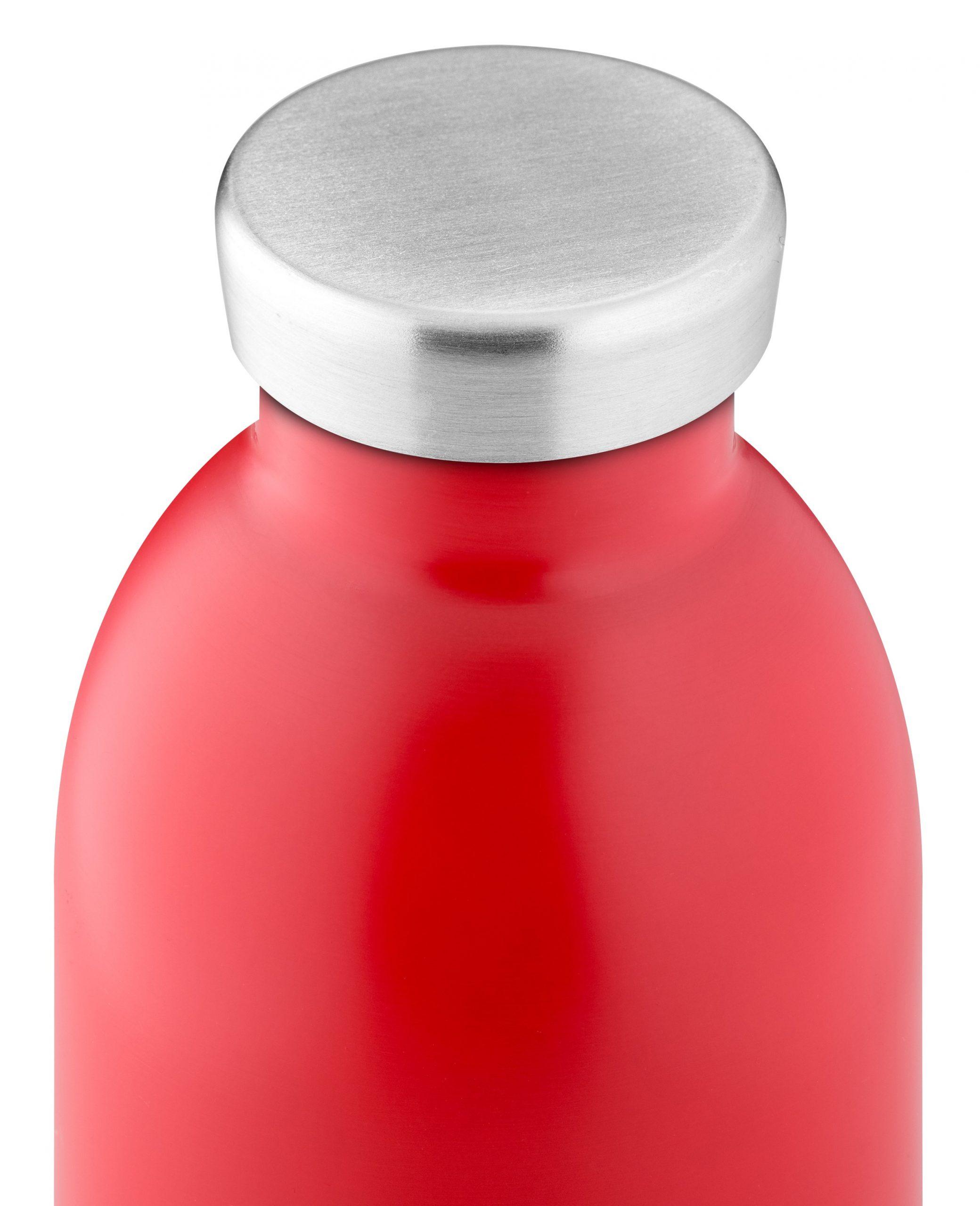 24bottles® Clima Bottle 500ml –  Hot Red