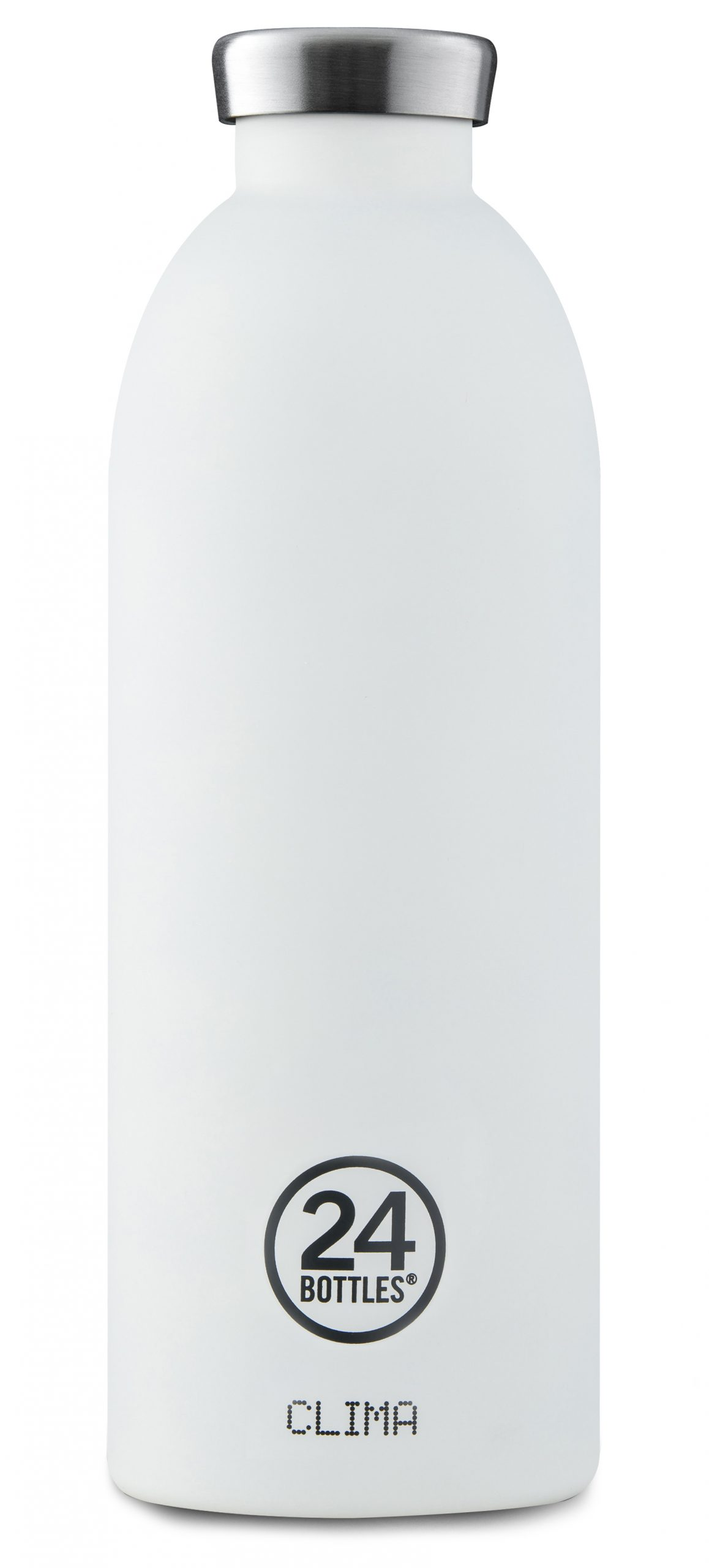 24bottles® Clima Bottle 850ml –  Ice White