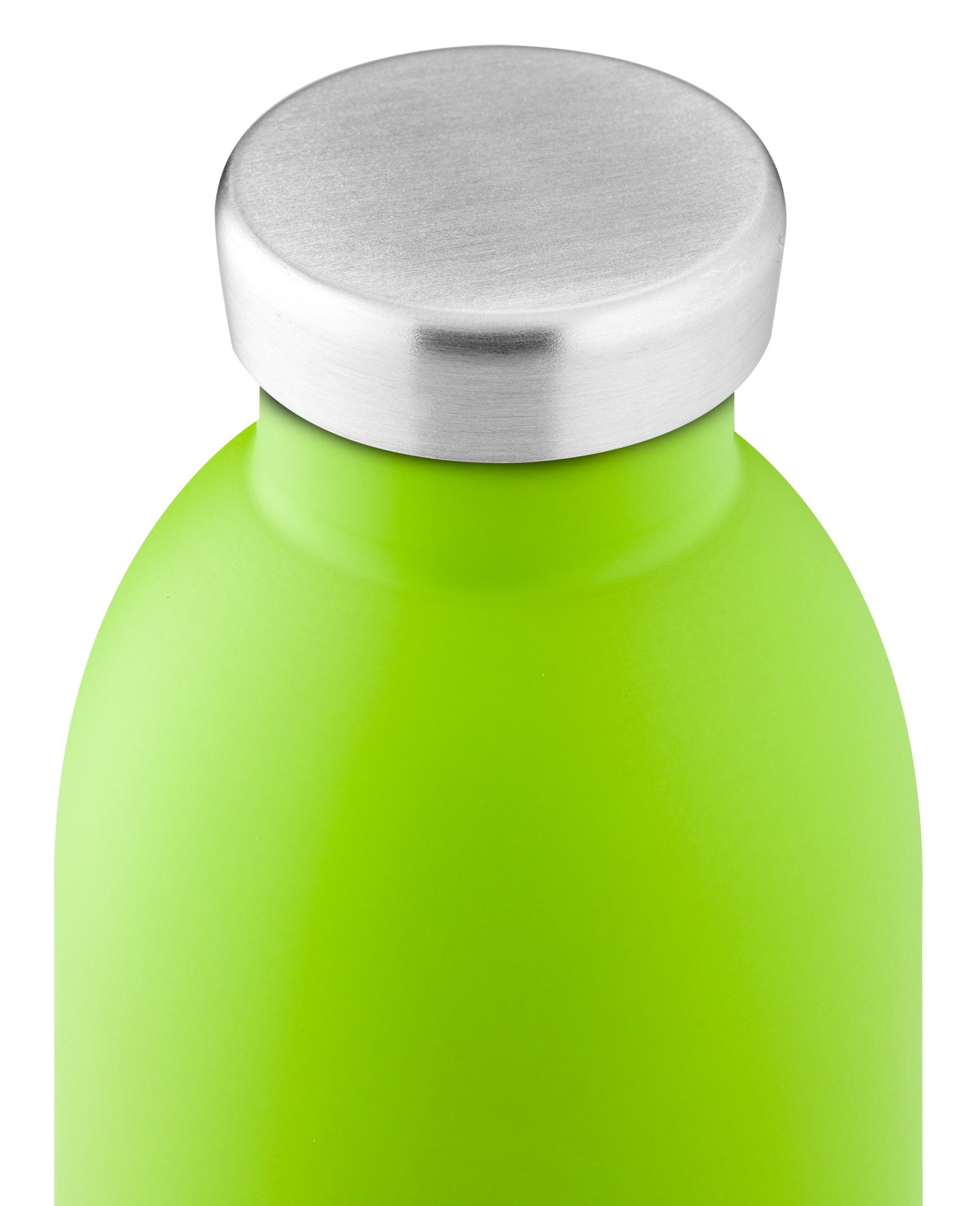24bottles® Clima Bottle 500ml –  Lime Green