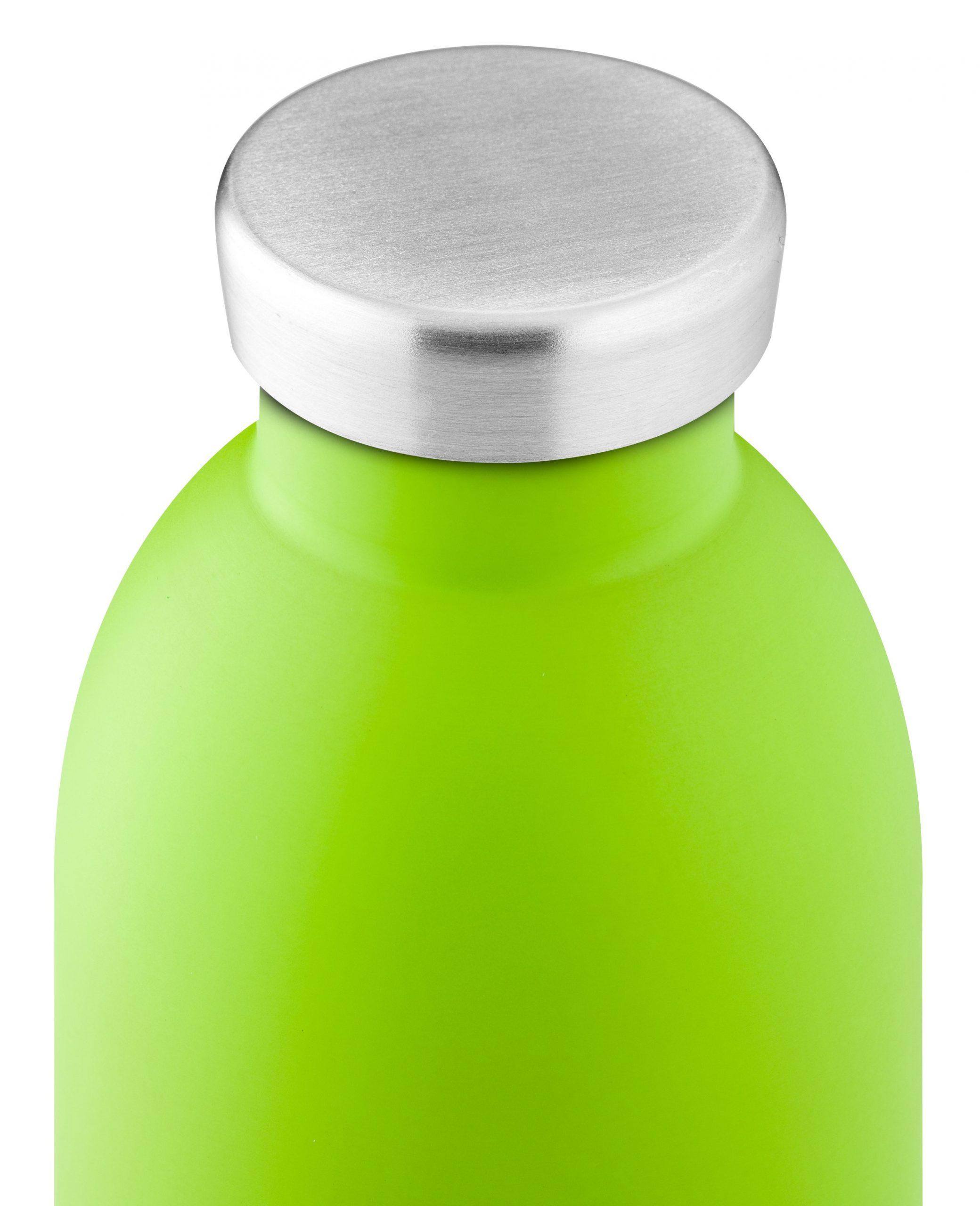 24bottles® Clima Bottle 500ml –  Lime Green