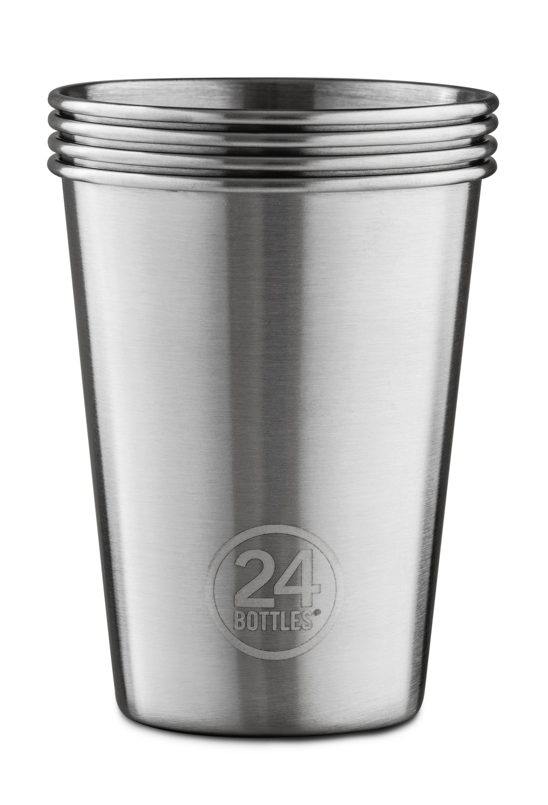 24bottles® Stainless Steel Party Cup – Set Of 4