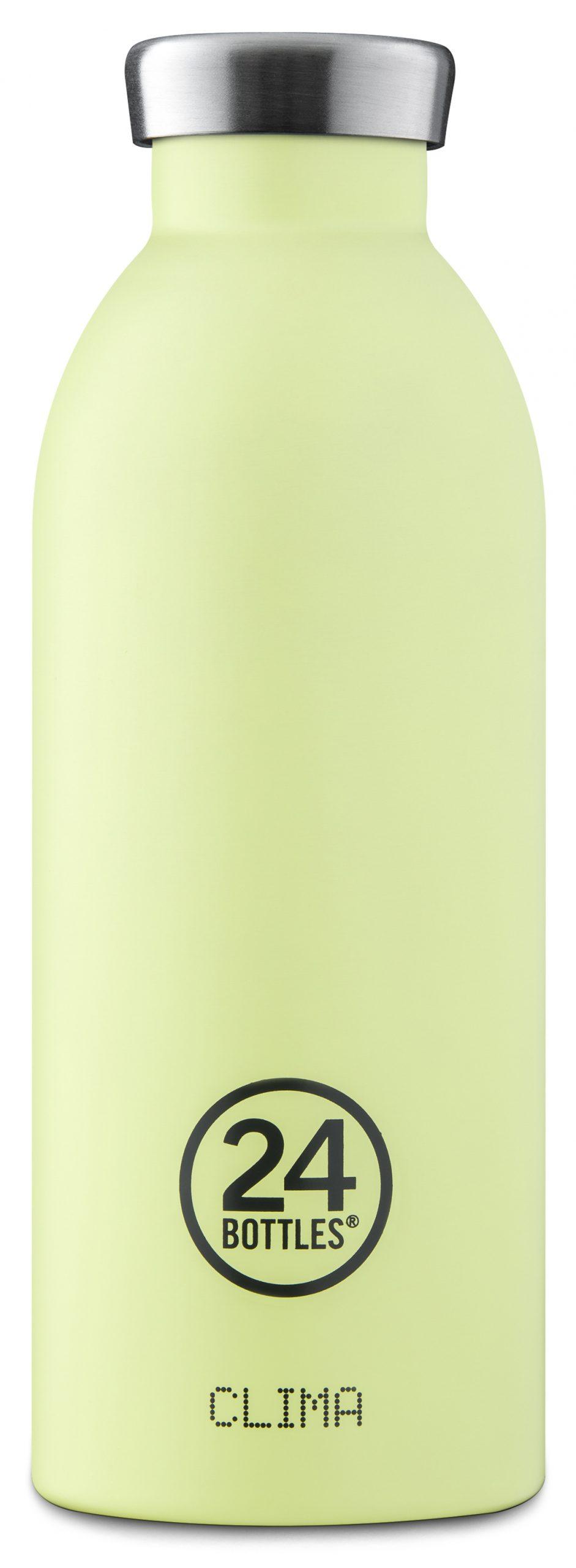 24bottles® Clima Bottle 500ml –  Pistachio Green