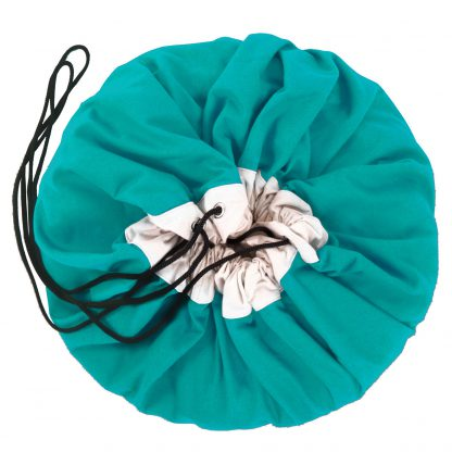 The Play&Go® Bag – Turquoise