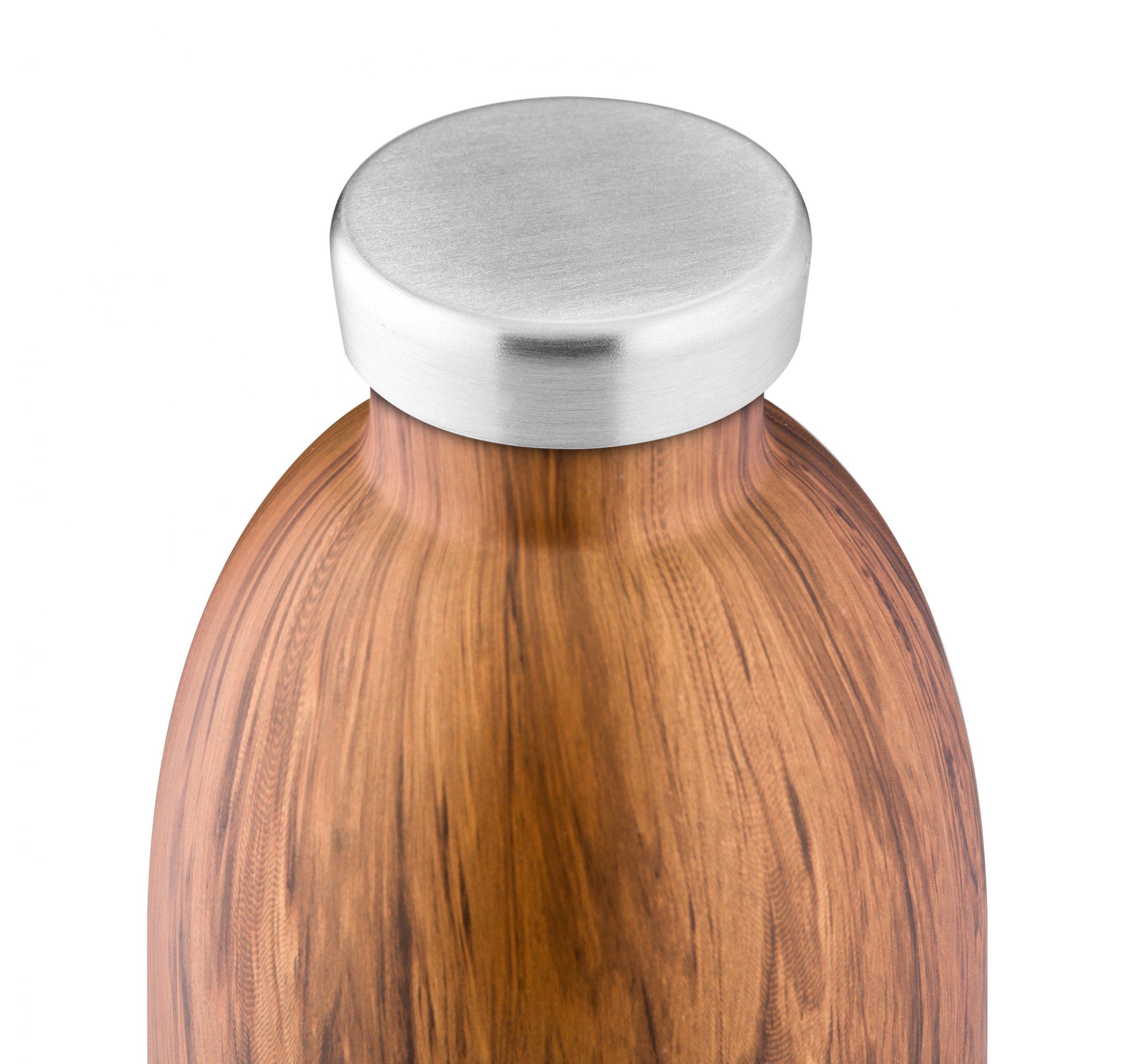 24bottles® Clima Bottle 850ml –  Sequoia Wood