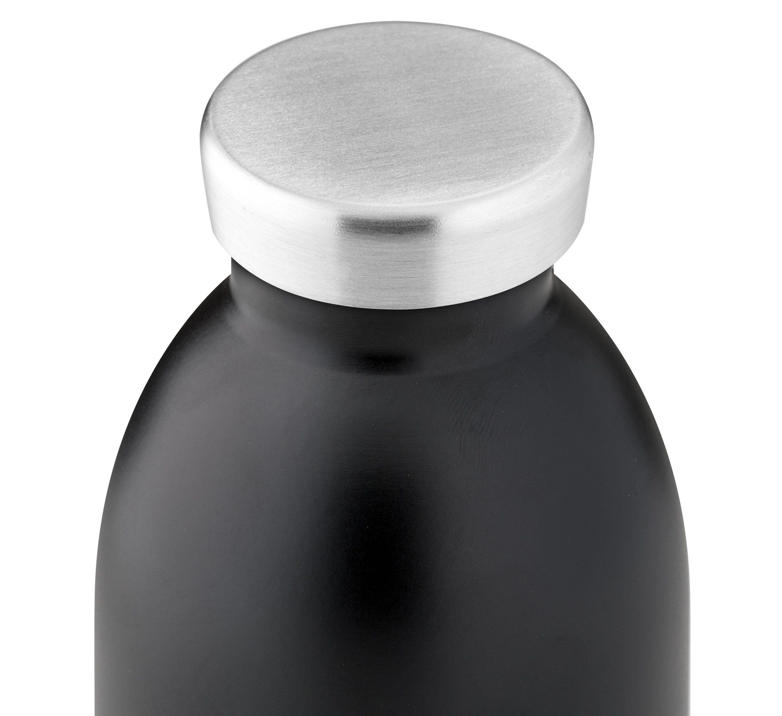 24bottles® Clima Bottle 330ml –  Tuxedo Black