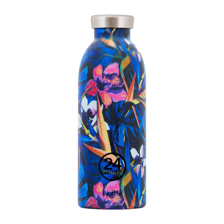 24bottles® Clima Bottle 500ml – Floral Nightfly