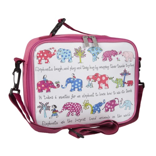 Lunch Bag – Elephants