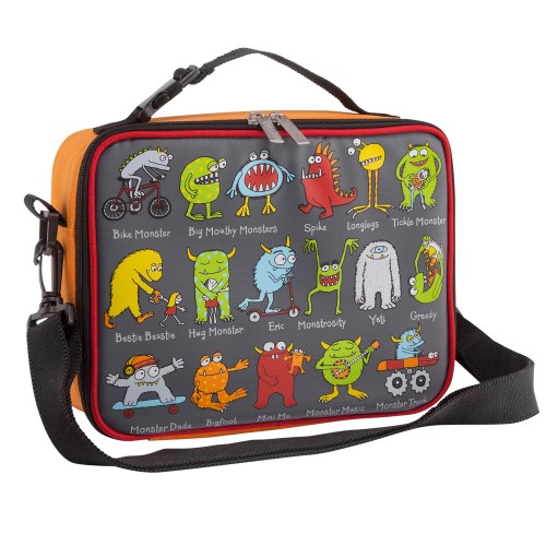 Lunch Bag – Monsters