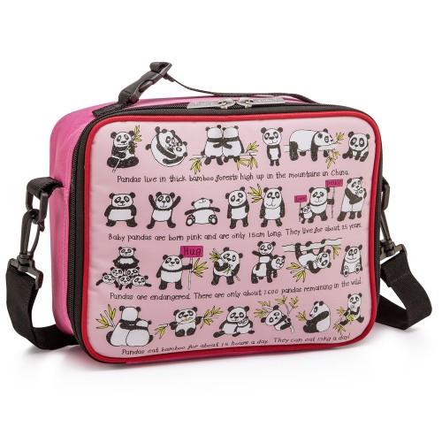Lunch Bag – Pandas