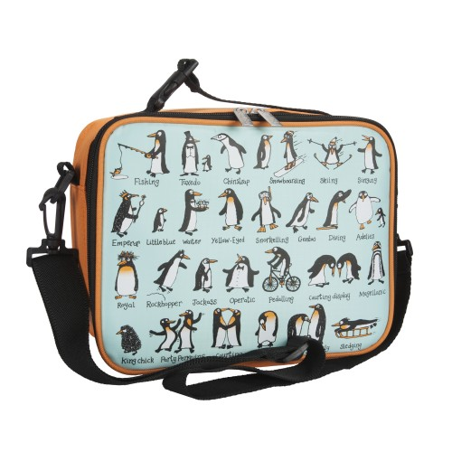 Lunch Bag – Penguins