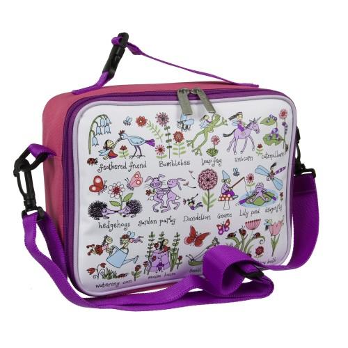 Lunch Bag – Secret Garden