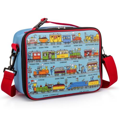 Lunch Bag – Trains