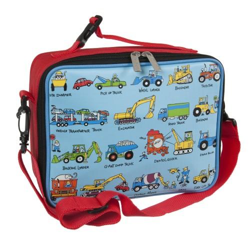 Lunch Bag – Trucks