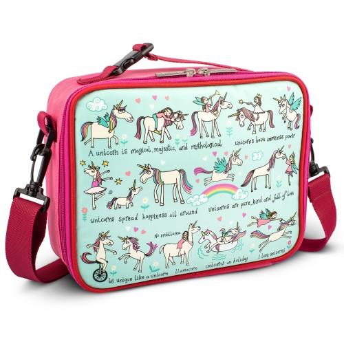 Lunch Bag – Unicorns