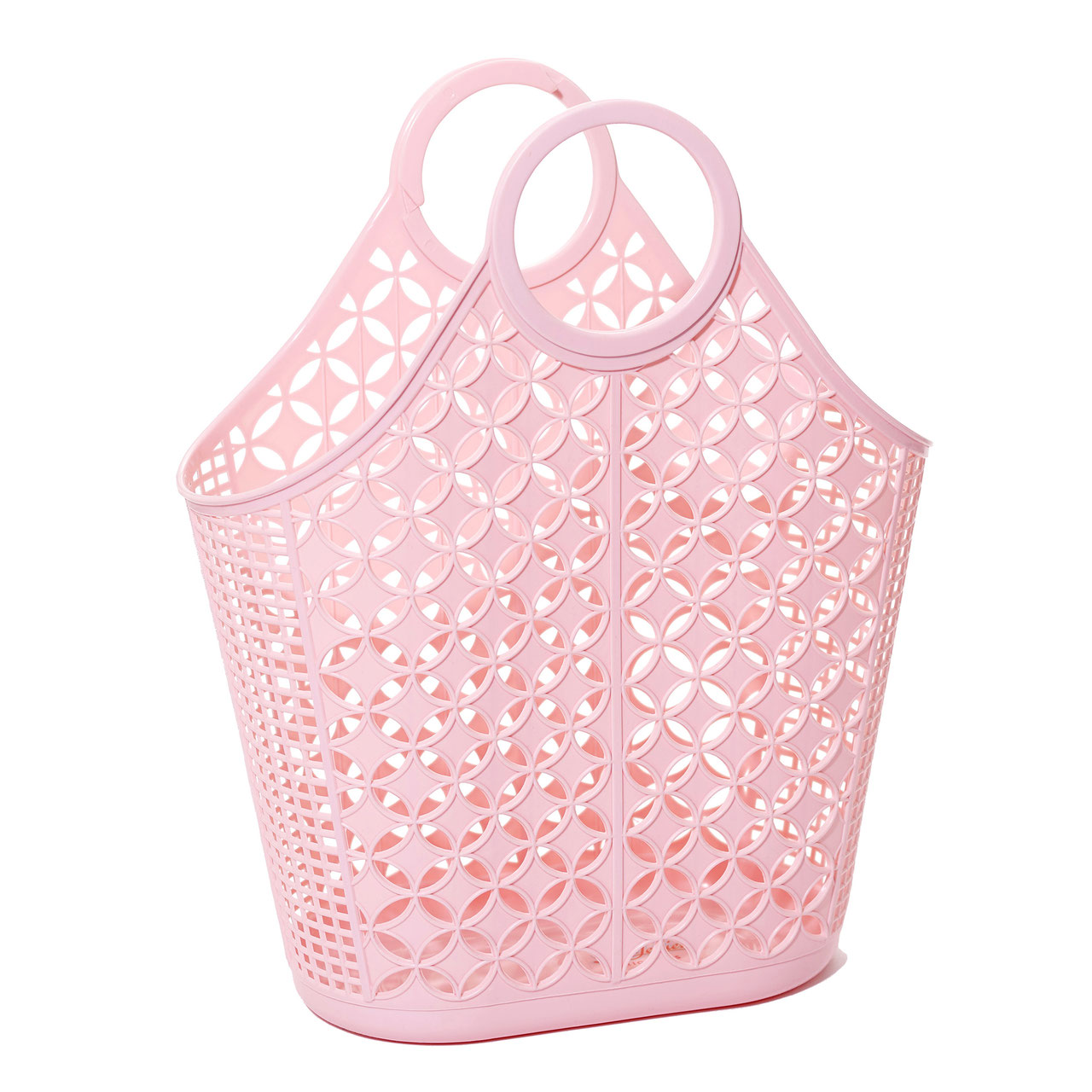 Sun Jellies Atomic Tote – Pink