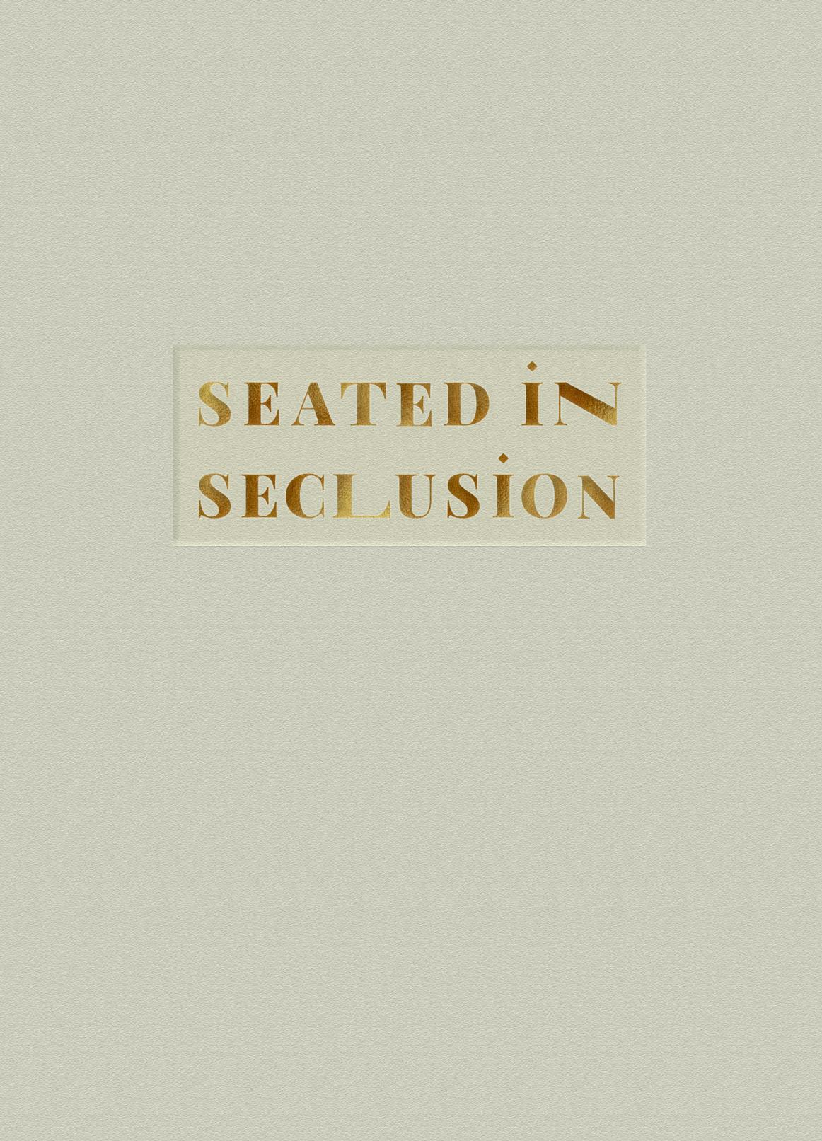 Seated In Seclusion: Bratslav Hasidim And Contemporary Design