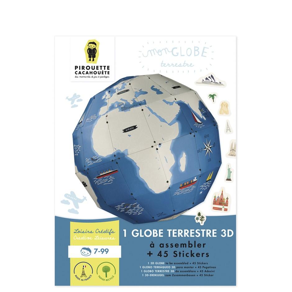 Creative Paper Globe Kit