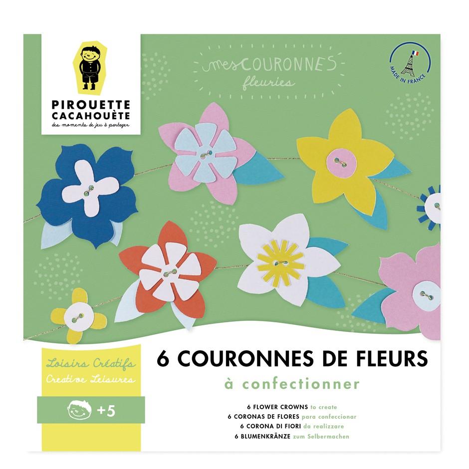 Flower Crowns Creative Kit