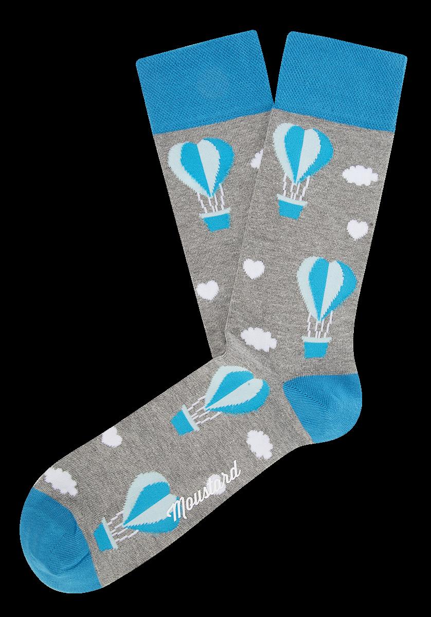 Socks – Love Is In The Air (Blue)