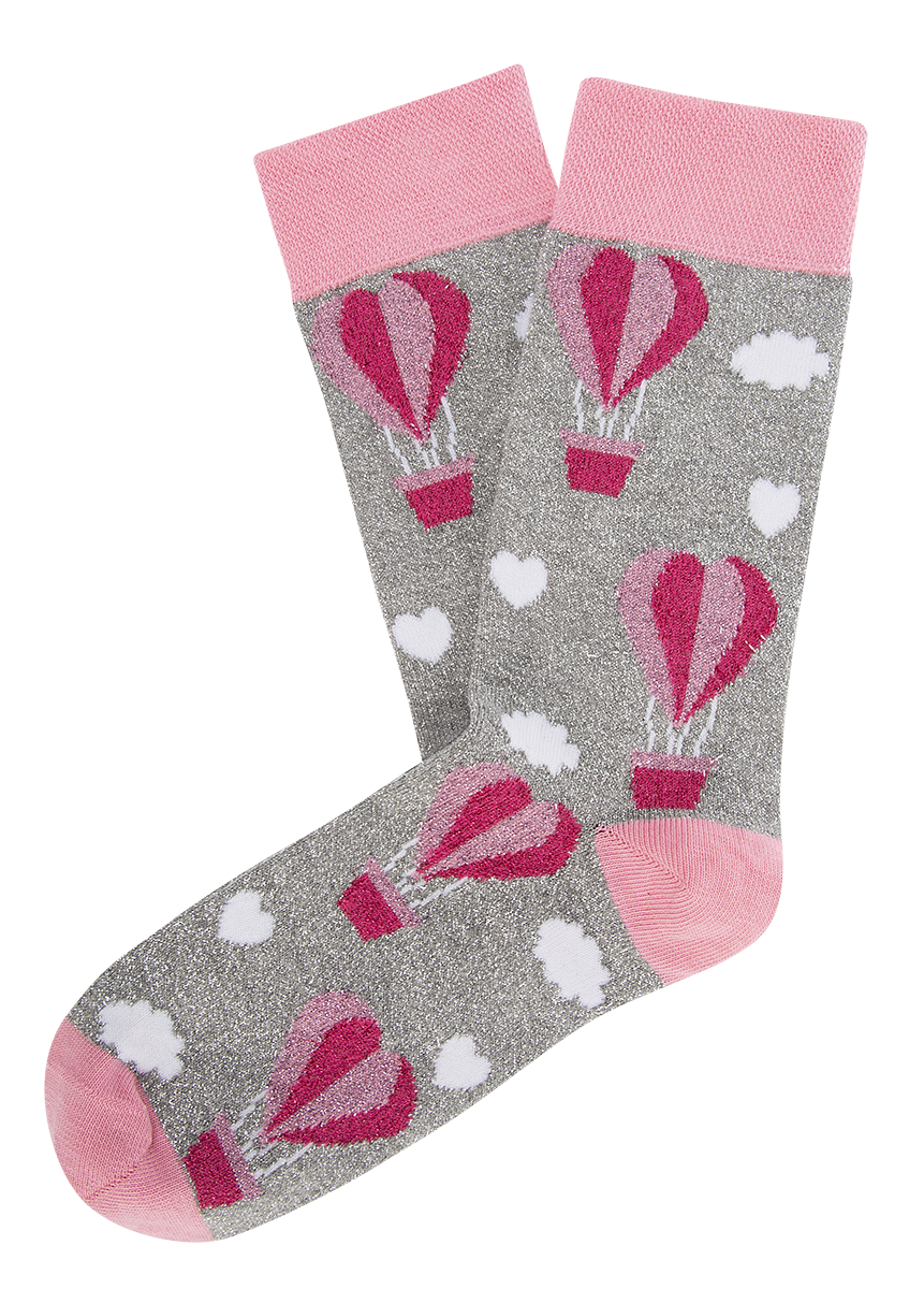 Socks – Love Is In The Air (Pink)