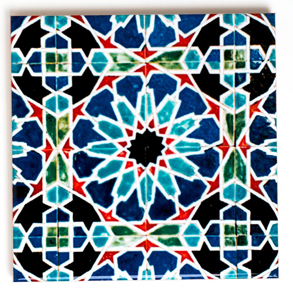 Safra Square Ceramic Tile