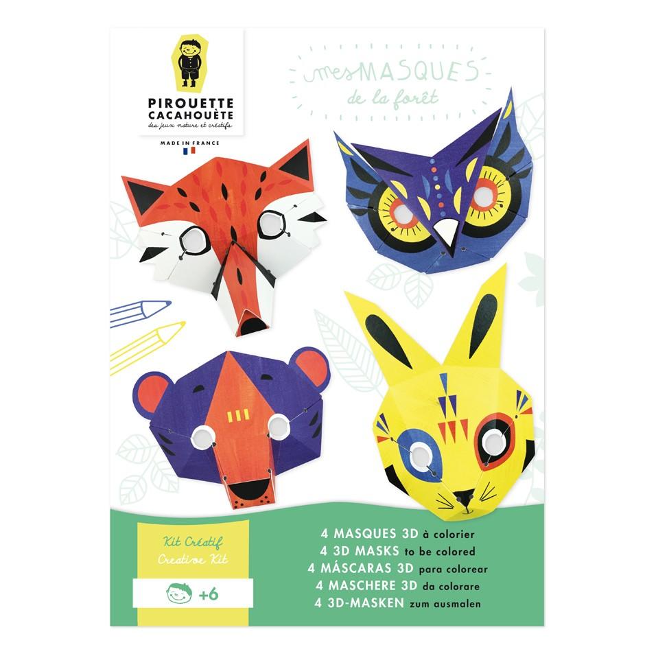 Forest Masks Kit